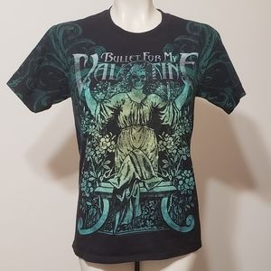 Bullet For My Valentine short sleeve tee S